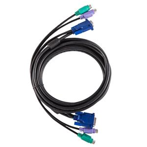 D-Link DKVM-CB3 3 in 3 PS2 3M KVM Cable